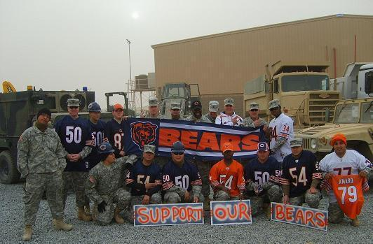 Bears Support